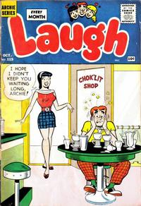 Cover Thumbnail for Laugh Comics (Archie, 1946 series) #115