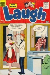 Cover Thumbnail for Laugh Comics (Archie, 1946 series) #116