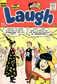 Cover Thumbnail for Laugh Comics (Archie, 1946 series) #120