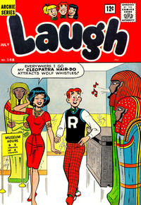 Cover Thumbnail for Laugh Comics (Archie, 1946 series) #148