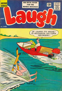 Cover for Laugh Comics (Archie, 1946 series) #149
