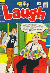Cover Thumbnail for Laugh Comics (Archie, 1946 series) #159