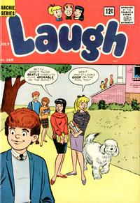 Cover Thumbnail for Laugh Comics (Archie, 1946 series) #160