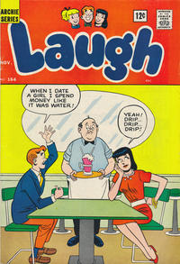 Cover Thumbnail for Laugh Comics (Archie, 1946 series) #164