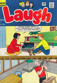 Cover Thumbnail for Laugh Comics (Archie, 1946 series) #171