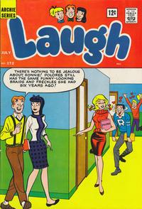 Cover Thumbnail for Laugh Comics (Archie, 1946 series) #172