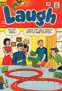 Cover Thumbnail for Laugh Comics (Archie, 1946 series) #178