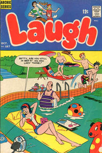 Cover Thumbnail for Laugh Comics (Archie, 1946 series) #187