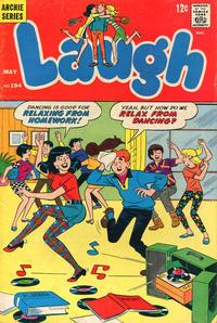 Cover Thumbnail for Laugh Comics (Archie, 1946 series) #194