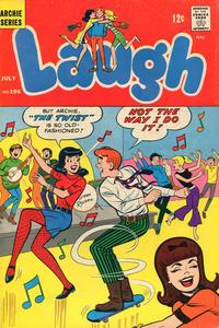 Cover Thumbnail for Laugh Comics (Archie, 1946 series) #196