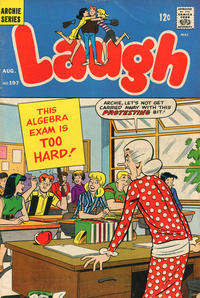 Cover Thumbnail for Laugh Comics (Archie, 1946 series) #197