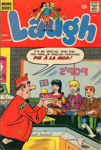 Cover Thumbnail for Laugh Comics (Archie, 1946 series) #200