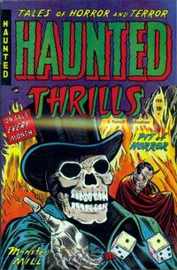 Cover Thumbnail for Haunted Thrills (Farrell, 1952 series) #6