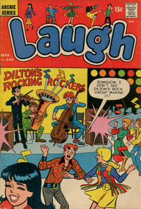 Cover Thumbnail for Laugh Comics (Archie, 1946 series) #240