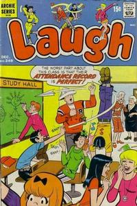 Cover Thumbnail for Laugh Comics (Archie, 1946 series) #249