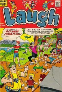 Cover Thumbnail for Laugh Comics (Archie, 1946 series) #258