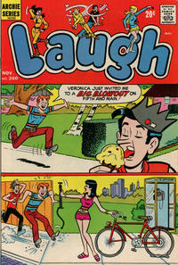 Cover Thumbnail for Laugh Comics (Archie, 1946 series) #260