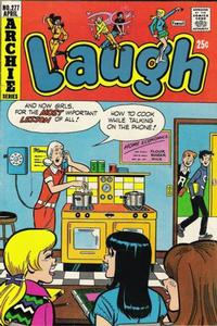 Cover Thumbnail for Laugh Comics (Archie, 1946 series) #277