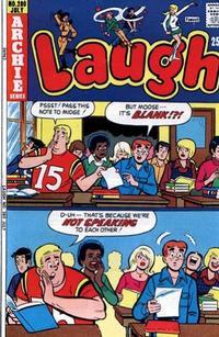 Cover Thumbnail for Laugh Comics (Archie, 1946 series) #280