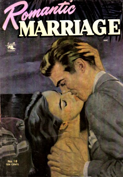 Cover for Romantic Marriage (St. John, 1953 series) #18