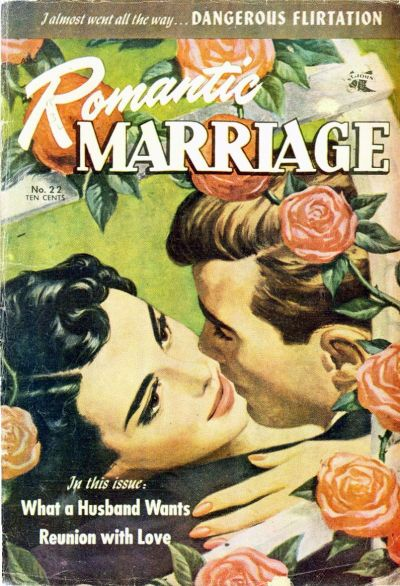 Cover for Romantic Marriage (St. John, 1953 series) #22