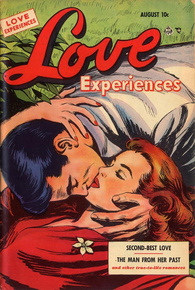 Cover for Love Experiences (Ace Magazines, 1951 series) #8
