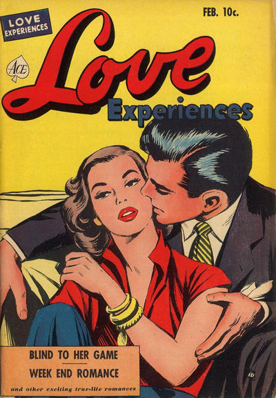 Cover for Love Experiences (Ace Magazines, 1951 series) #11