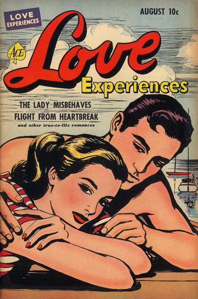 Cover for Love Experiences (Ace Magazines, 1951 series) #14