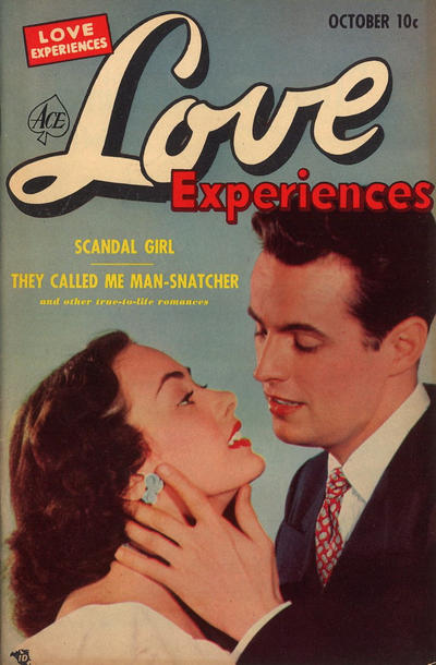 Cover for Love Experiences (Ace Magazines, 1951 series) #15