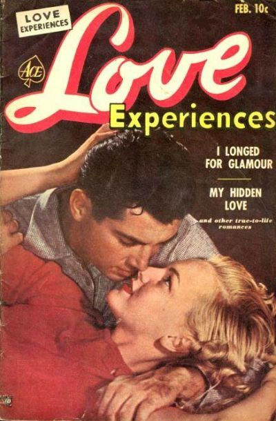 Cover for Love Experiences (Ace Magazines, 1951 series) #17
