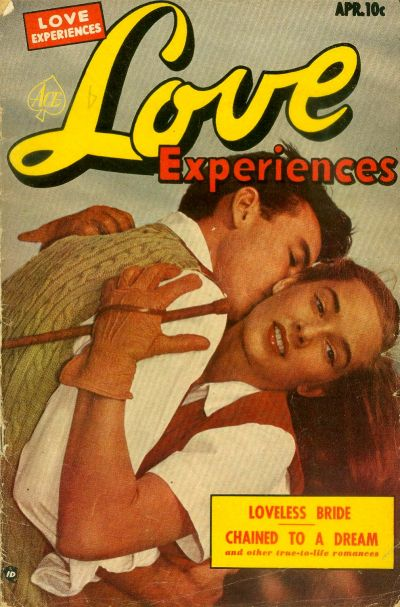 Cover for Love Experiences (Ace Magazines, 1951 series) #18