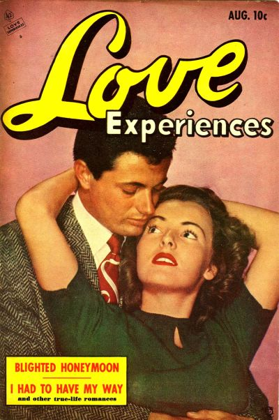 Cover for Love Experiences (Ace Magazines, 1951 series) #20