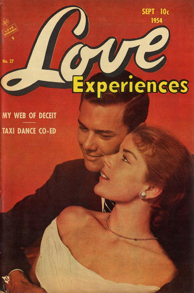Cover for Love Experiences (Ace Magazines, 1951 series) #27