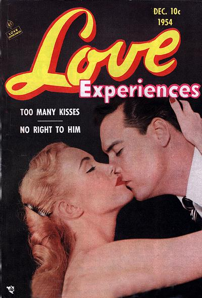 Cover for Love Experiences (Ace Magazines, 1951 series) #29