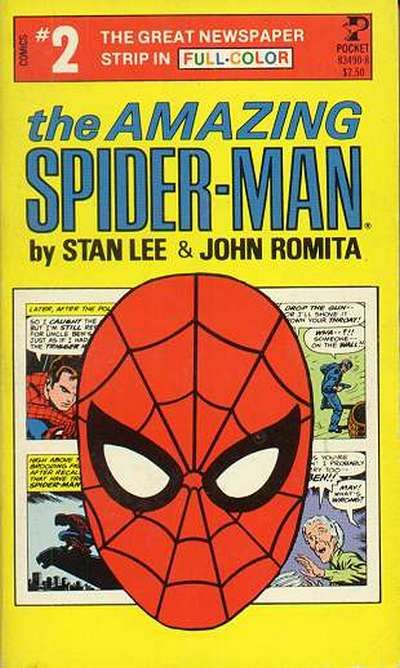 Cover for The Amazing Spider-Man (Pocket Books, 1980 series) #83490-8 [2]