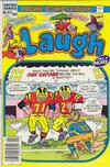 Cover for Laugh Comics (Archie, 1946 series) #376