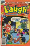 Cover for Laugh Comics (Archie, 1946 series) #378