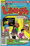 Cover for Laugh Comics (Archie, 1946 series) #381