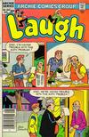 Cover for Laugh Comics (Archie, 1946 series) #384