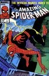 Cover for The Official Marvel Index to the Amazing Spider-Man (Marvel, 1985 series) #1