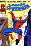 Cover for The Official Marvel Index to the Amazing Spider-Man (Marvel, 1985 series) #2