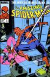 Cover for The Official Marvel Index to the Amazing Spider-Man (Marvel, 1985 series) #3