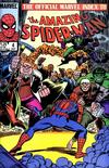 Cover for The Official Marvel Index to the Amazing Spider-Man (Marvel, 1985 series) #4