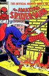 Cover for The Official Marvel Index to the Amazing Spider-Man (Marvel, 1985 series) #5