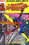 Cover for The Official Marvel Index to the Amazing Spider-Man (Marvel, 1985 series) #6