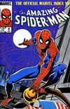 Cover for The Official Marvel Index to the Amazing Spider-Man (Marvel, 1985 series) #8