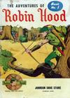Cover for The Adventures of Robin Hood (Brown Shoe Co., 1956 series) #1