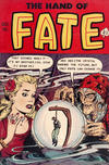 Cover for The Hand of Fate (Ace Magazines, 1951 series) #13
