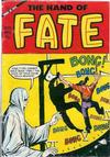 Cover for The Hand of Fate (Ace Magazines, 1951 series) #25a