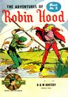 Cover for The Adventures of Robin Hood (Brown Shoe Co., 1956 series) #2
